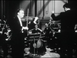 Иегуди Менухин. Концерт: Мендельсон Брамс Сарасате Бадзини